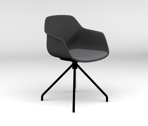 Four®Sure 11 upholstery de Four Design | Sillas de visita