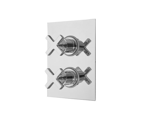 Corsair | Thermostatic Shower Mixer 1 Outlet by BAGNODESIGN | Shower controls