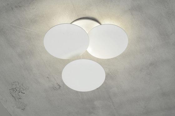millelumen circles ceiling di Millelumen | Lampade plafoniere