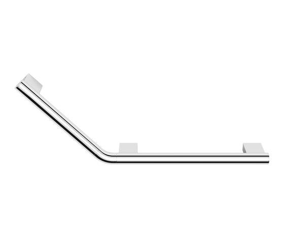 Hotel | Angled Grab Bar Left Hand by BAGNODESIGN | Grab rails