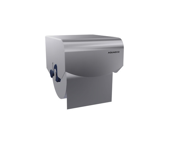 IX304 | Wall Mounted Toilet Roll Curved Holder de BAGNODESIGN | Distributeurs de papier toilette