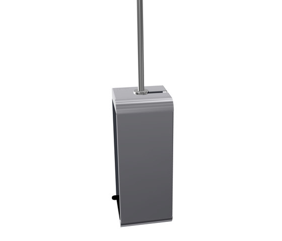 IX304 | Wall Mounted Toilet Brush and Holder by BAGNODESIGN | Toilet brush holders