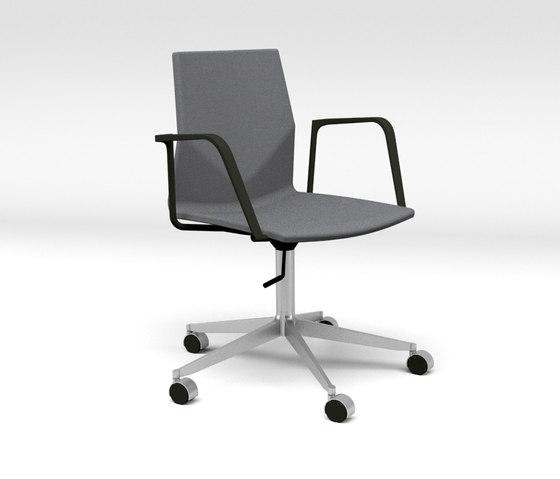 Four Cast® Evo upholstery de Four Design | Sillas de oficina