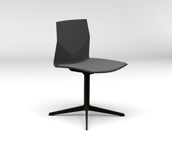 Four Cast® Evo upholstery de Four Design | Sillas