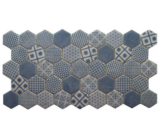 Fabrique de Architectural Systems | Mosaicos de vidrio