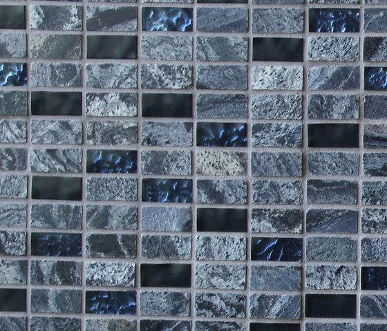 Avant Mosaic by Island Stone | Natural stone mosaics
