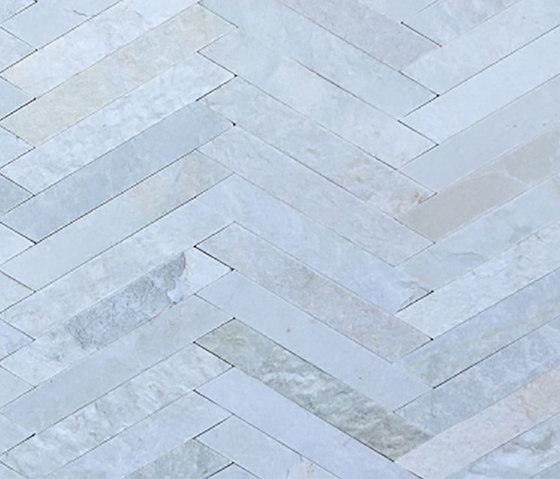 Cross Strips - Himachal White by Island Stone | Natural stone tiles