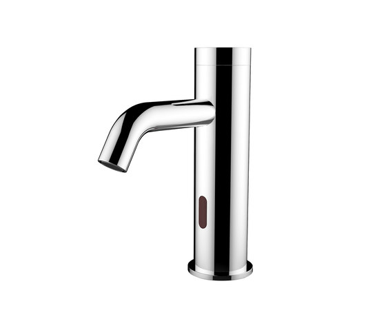 M Line | Deck Mounted Infrared Tap by BAGNODESIGN | Wash basin taps