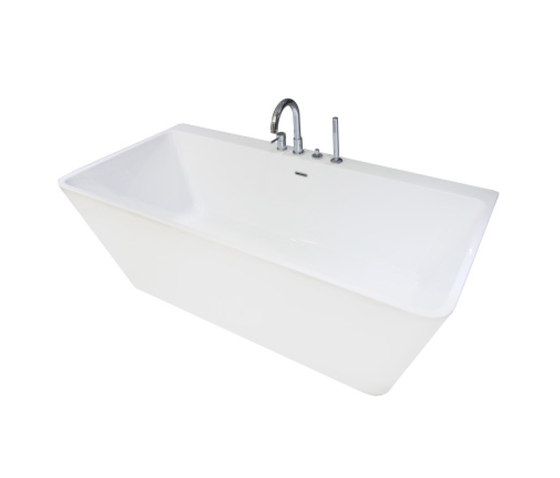 M Line | Freestanding Bathtub by BAGNODESIGN | Bathtubs