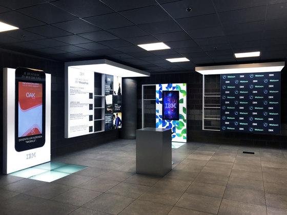 Diseño de espacios de Dresswall | Techos luminosos