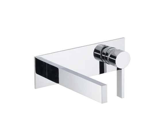 Metreaux   Concealed Basin Mixer by BAGNODESIGN   Wash basin taps