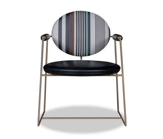 GEMMA | S.E. PRINTED Chair de Baxter | Sillas