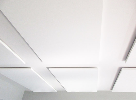 APN Vinta A (z) rectangle by apn acoustic solutions | Illuminated ceiling systems