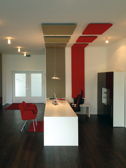 APN Vinta F (z) rectangle by apn acoustic solutions | Illuminated ceiling systems