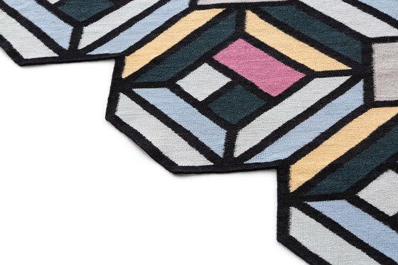 Parquet Tetragon de GAN | Alfombras / Alfombras de diseño
