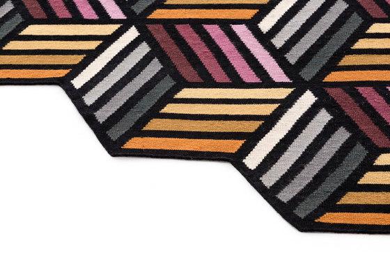 Parquet Hexagon by GAN | Rugs