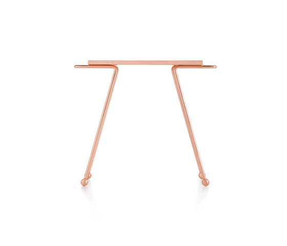 Mix & Match Table Copper blue von GAN | Tabletts