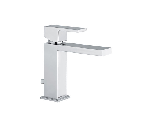 Mezzanine | Mono Basin Mixer With Pop-Up Waste by BAGNODESIGN | Wash basin taps