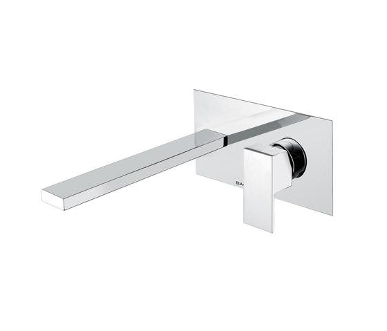 Mezzanine | Concealed Basin Mixer de BAGNODESIGN | Grifería para lavabos