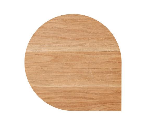 Stilla | table by AYTM | Side tables