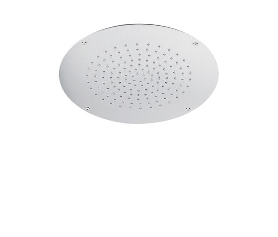 Options | Round Recessed Shower Head by BAGNODESIGN | Shower controls