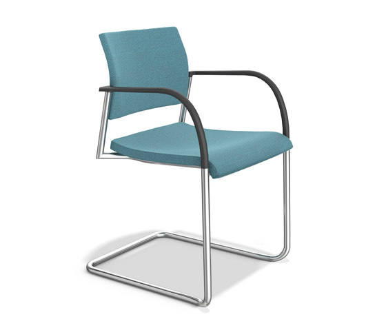 Cooper 2228/10 by Casala | Visitors chairs / Side chairs
