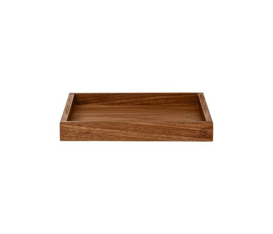 Unity | wooden tray small by AYTM | Trays