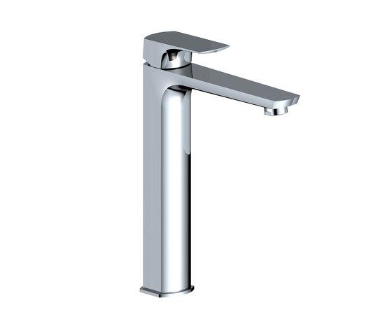 Savoia   Mono Tall Basin Mixer by BAGNODESIGN   Wash basin taps