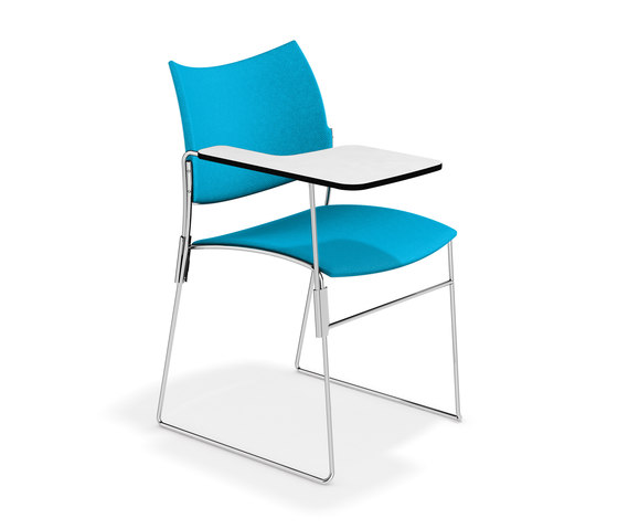 Curvy extra by Casala | Visitors chairs / Side chairs