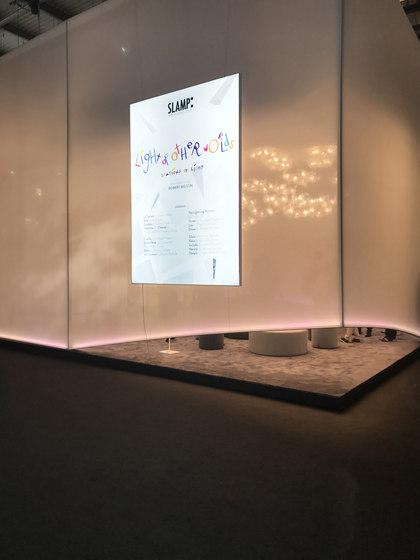 Diseño de espacios de Dresswall | Tótemes