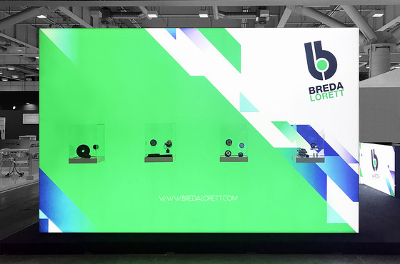 Exhibition | Space design by Dresswall | Advertising displays