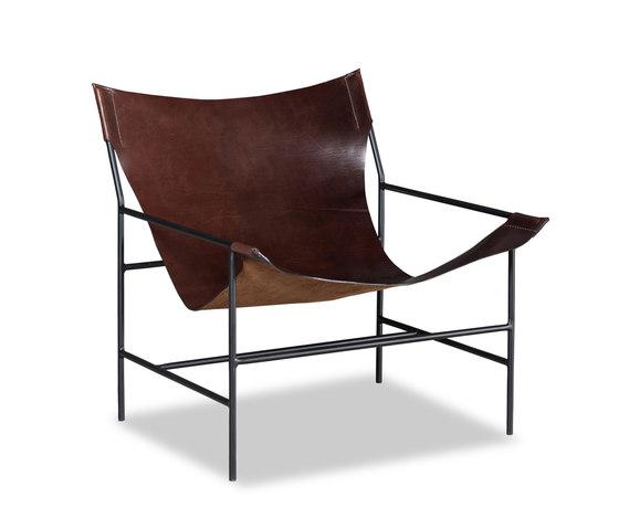 LEGGIA Little armchair de Baxter | Sillones
