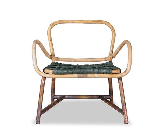 MANILA Little Armchair by Baxter | Armchairs