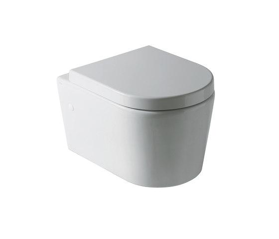 Teatro | Wall Mounted WC Pan di BAGNODESIGN | Vasi