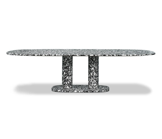 MATERA Table by Baxter | Dining tables