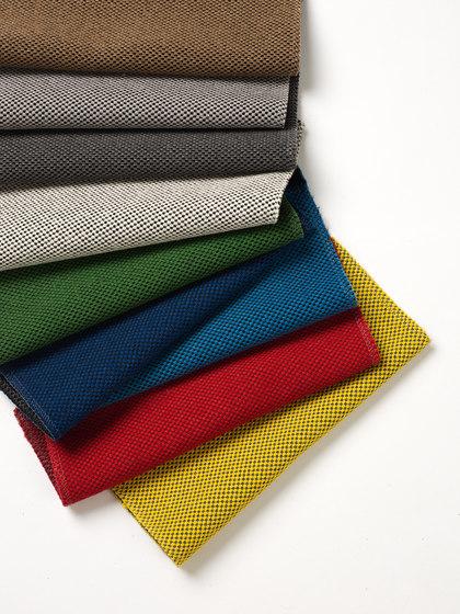 Outdoor Check Through HBF Textiles by Bella-Dura® Fabrics | Upholstery fabrics