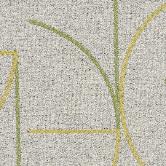 Outpress | Sand von Luum Fabrics | Möbelbezugstoffe