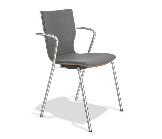Manta 2992/10 by Casala | Visitors chairs / Side chairs