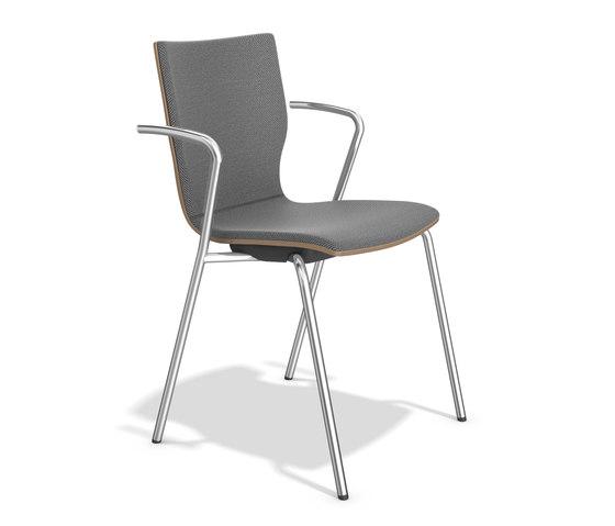 Manta 2992/10 by Casala | Chairs
