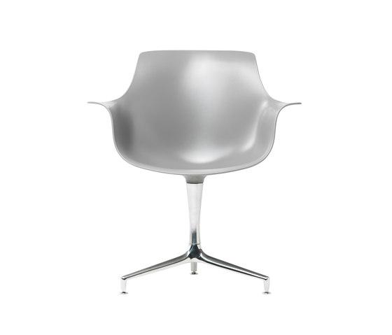 JK 810 Chair Shell de Lange Production   Sillas