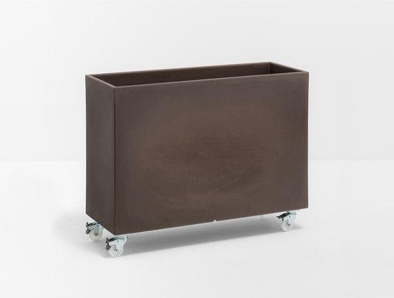 Kado 2 by PEDRALI | Storage boxes