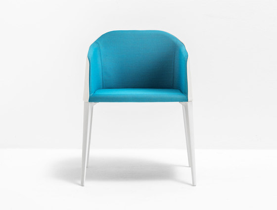 Laja 885 by PEDRALI | Visitors chairs / Side chairs
