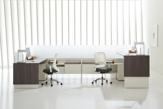 Expansion Cityline by Teknion | Desks