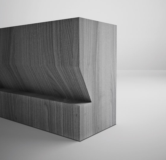 HT101 poggia by HENRYTIMI | Waiting area benches