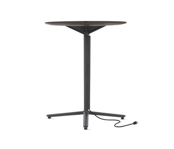 Bevy Pedestal by Studio TK | Standing tables