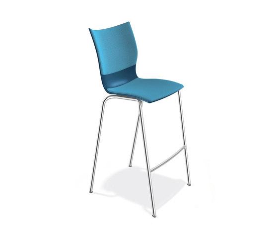 Onyx barstool 2432/07 by Casala | Bar stools