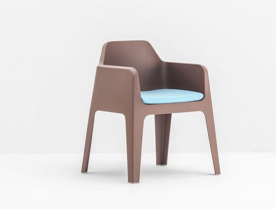 Plus 630 von PEDRALI   Stühle