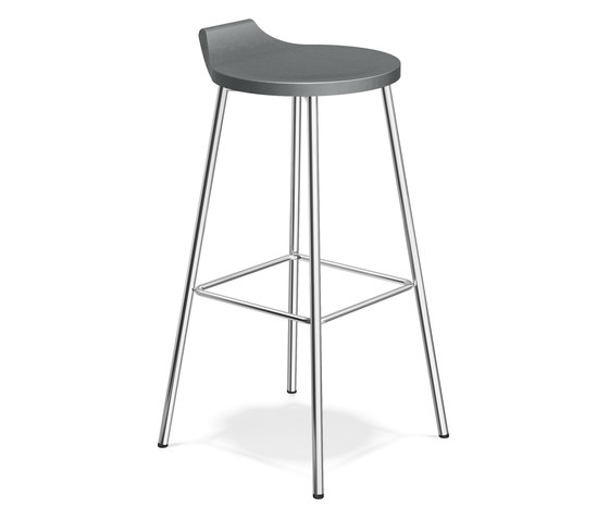 Ravelle III 1535/07 by Casala | Bar stools