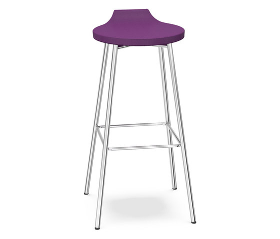 Ravelle III 1537/07 by Casala | Bar stools