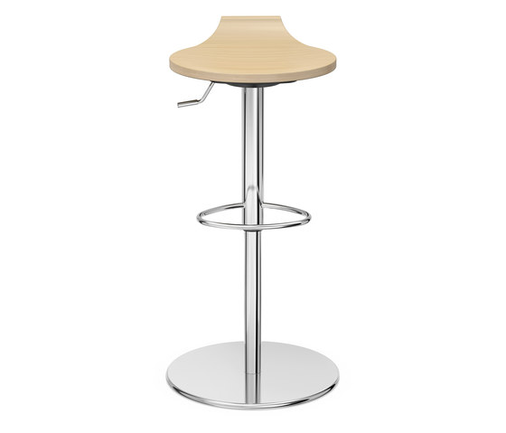 Ravelle IV 1546/07 by Casala | Bar stools